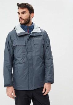 a31ca354acda Куртка утепленная, Columbia, цвет  серый. Артикул  CO214EMCPPK1. Одежда    Верхняя