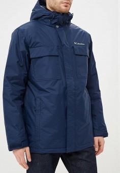 f3b185caa5c6 Куртка утепленная, Columbia, цвет  синий. Артикул  CO214EMCPPK2. Columbia