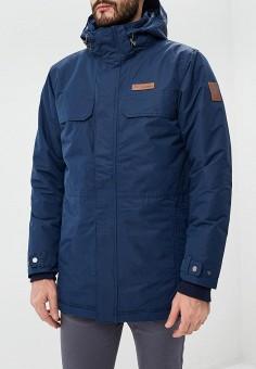 9262a2073a58 Куртка утепленная, Columbia, цвет  синий. Артикул  CO214EMCPPO1. Одежда    Верхняя