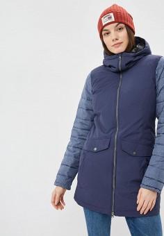 e6adb2a1 Куртка утепленная, Columbia, цвет: синий. Артикул: CO214EWCPQF9. Одежда /  Верхняя