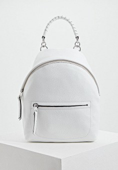 f83904e88e4e Рюкзак, Coccinelle, цвет: белый. Артикул: CO238BWEGPZ4. Аксессуары / Рюкзаки