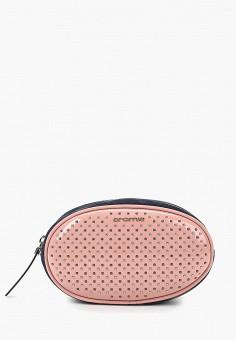Сумка поясная, Cromia, цвет  розовый. Артикул  CR002BWCCVD0. Аксессуары    Сумки 79485e567df
