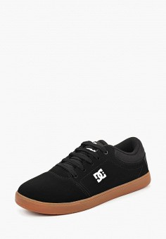 Кеды, DC Shoes, цвет: черный. Артикул: DC329ABCFCJ3. Мальчикам / Спорт