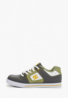 Кеды, DC Shoes, цвет: мультиколор. Артикул: DC329ABEDBN3. Мальчикам / Спорт