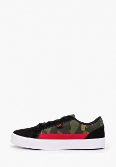 Кеды, DC Shoes, цвет: мультиколор. Артикул: DC329ABFQEU1. DC Shoes