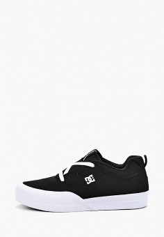 Кеды, DC Shoes, цвет: черный. Артикул: DC329ABIJAT4. Мальчикам / Спорт