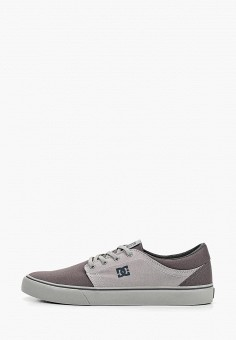 f42010983b14 Кеды, DC Shoes, цвет  серый. Артикул  DC329AMDOUS2. Обувь   Кроссовки