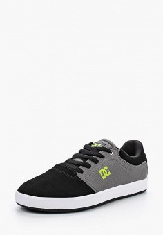 Кеды, DC Shoes, цвет: мультиколор. Артикул: DC329AMLCD17.
