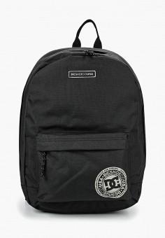 b4147d4fc43d Рюкзак, DC Shoes, цвет: черный. Артикул: DC329BUCFDK4. Аксессуары / Рюкзаки