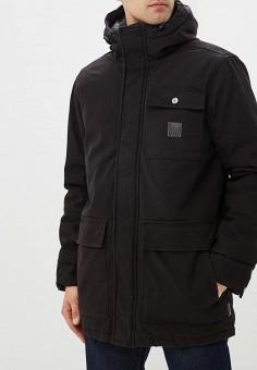 59a1eec69608 Куртка утепленная, DC Shoes, цвет  черный. Артикул  DC329EMCFEB3. Одежда