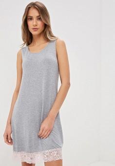 c46e53e6544 Купить женские ночные сорочки от 349 руб в интернет-магазине Lamoda.ru!