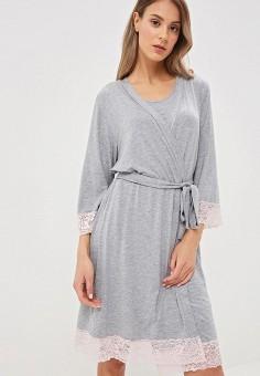 999ee488bb5 Купить женские халаты от 795 руб в интернет-магазине Lamoda.ru!