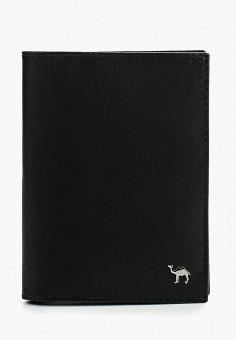 Обложка для документов, Dimanche, цвет  черный. Артикул  DI042DMXIK21.  Аксессуары   7fb13c68a29