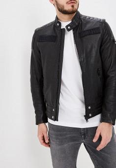 b52ba797ba2 Купить мужские кожаные куртки Diesel (Дизель) от 1 175 р. в интернет ...