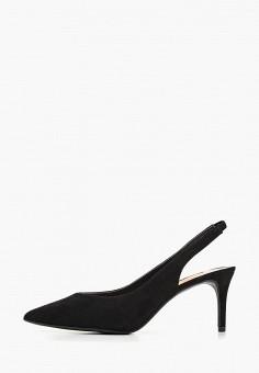 Туфли, Dorothy Perkins, цвет  черный. Артикул  DO005AWDPPD2. Обувь   Туфли 797a6ad6602
