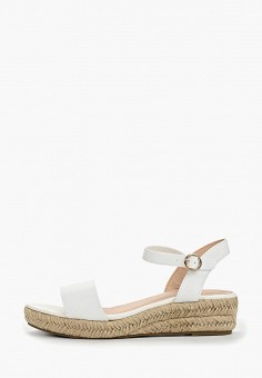 bda7493b4 Босоножки, Dorothy Perkins, цвет: белый. Артикул: DO005AWFAFU6. Обувь /  Босоножки