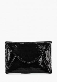 e4218814acad Клатч, Dorothy Perkins, цвет: черный. Артикул: DO005BWDPPW1. Аксессуары /  Сумки
