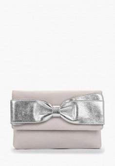 1235e496fe0f Клатч, Dorothy Perkins, цвет: серый. Артикул: DO005BWFJRO2. Аксессуары /  Сумки