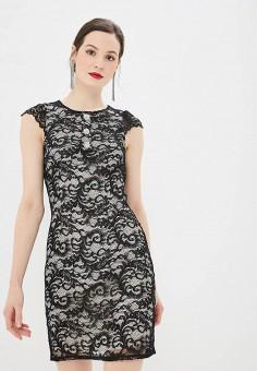 52a645ccf50c5a5 Платье, Dorothy Perkins, цвет: черный. Артикул: DO005EWDMUV2. Одежда /  Платья