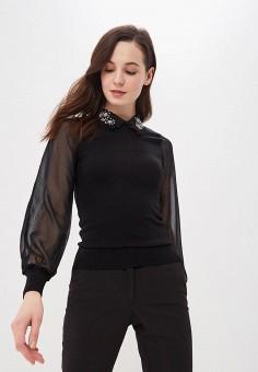197cfc7238e1 Блуза, Dorothy Perkins, цвет  черный. Артикул  DO005EWDPQK7. Одежда