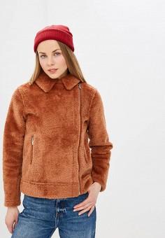 9a021e16998491 Шуба, Dorothy Perkins, цвет: коричневый. Артикул: DO005EWEEQZ3. Одежда /  Верхняя