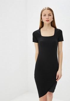 d301ef651e43bea Платье, Dorothy Perkins, цвет: черный. Артикул: DO005EWERYL6. Одежда /  Платья