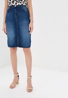 2a36bc6664f Купить женские джинсовые юбки от 2 990 тг в интернет-магазине Lamoda.kz!