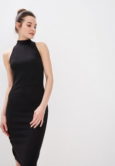dbdf60d658fd041 Платье, Dorothy Perkins, цвет: черный. Артикул: DO005EWFDUV3. Одежда /  Платья