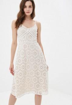 69850f2aee1d Платье, Dorothy Perkins, цвет: белый. Артикул: DO005EWFHUA6. Одежда / Платья