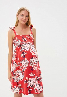 Платье, Dorothy Perkins Maternity, цвет: красный. Артикул: DO028EWBONG8. Dorothy Perkins Maternity