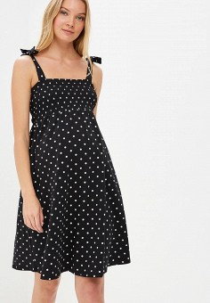 Платье, Dorothy Perkins Maternity, цвет: черный. Артикул: DO028EWBONG9. Dorothy Perkins Maternity