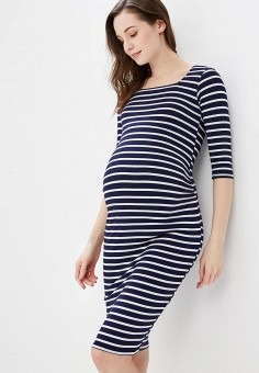 Платье, Dorothy Perkins Maternity, цвет: синий. Артикул: DO028EWDHPX7. Dorothy Perkins Maternity