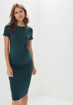 Платье, Dorothy Perkins Maternity, цвет: зеленый. Артикул: DO028EWDIMX0. Dorothy Perkins Maternity