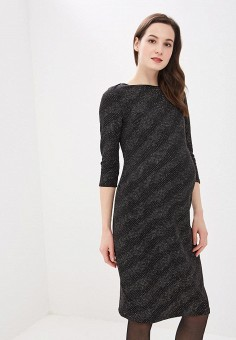Платье, Dorothy Perkins Maternity, цвет: черный. Артикул: DO028EWDOGX6. Dorothy Perkins Maternity