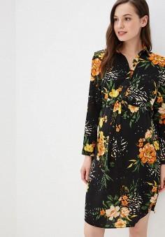 34aa73dfe93991e Платье, Dorothy Perkins Maternity, цвет: черный. Артикул: DO028EWEWSR3.  Одежда /