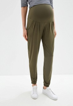 Брюки, Dorothy Perkins Maternity, цвет: хаки. Артикул: DO028EWFOCY2. Dorothy Perkins Maternity