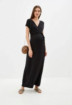 43c4d8ec77f73 Платье, Dorothy Perkins Maternity, цвет: черный. Артикул: DO028EWFPUL4.  Одежда /