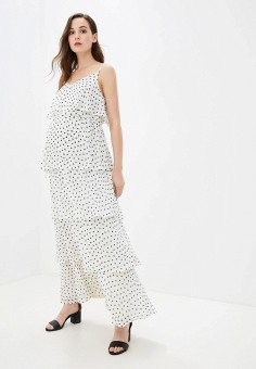 Платье, Dorothy Perkins Maternity, цвет: белый. Артикул: DO028EWFWMR0. Dorothy Perkins Maternity
