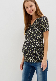 Футболка, Dorothy Perkins Maternity, цвет: черный. Артикул: DO028EWGHRR9. Dorothy Perkins Maternity