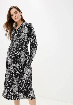 Платье, Dorothy Perkins Maternity, цвет: черный. Артикул: DO028EWGMNF6. Dorothy Perkins Maternity