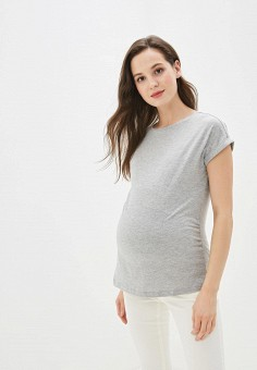 Футболка, Dorothy Perkins Maternity, цвет: серый. Артикул: DO028EWGNHG0. Dorothy Perkins Maternity
