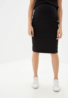Юбка, Dorothy Perkins Maternity, цвет: черный. Артикул: DO028EWGPUT7. Dorothy Perkins Maternity