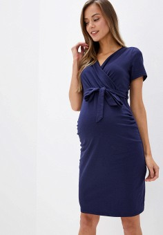 Платье, Dorothy Perkins Maternity, цвет: синий. Артикул: DO028EWHBBM5. Dorothy Perkins Maternity