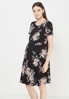 Платье, Dorothy Perkins Maternity, цвет: черный. Артикул: DO028EWUZR33. Dorothy Perkins Maternity