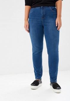 Джинсы, Dorothy Perkins Curve, цвет  голубой. Артикул  DO029EWCSLY7. Одежда    802318c7b87