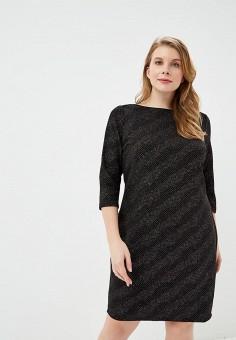 3cb5f4f236d6e64 Платье, Dorothy Perkins Curve, цвет: черный. Артикул: DO029EWDOGX0. Одежда /