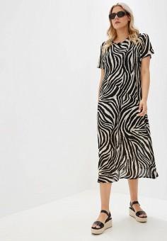 4e0c27bb8814d Платье, Dorothy Perkins Curve, цвет: черный. Артикул: DO029EWFYRJ1. Одежда /