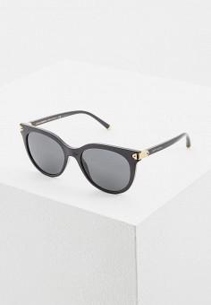 91edb7e629b2 Очки солнцезащитные, Dolce amp Gabbana, цвет  черный. Артикул   DO260DWASZT1. Аксессуары