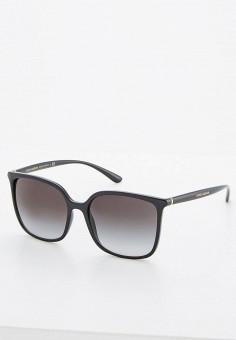 Очки солнцезащитные, Dolce amp Gabbana, цвет  черный. Артикул   DO260DWZBA42. Аксессуары 29c379cf3a7
