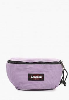 ec7a513fac57 Сумка поясная, Eastpak, цвет: фиолетовый. Артикул: EA001BWDEAN8. Аксессуары  / Сумки